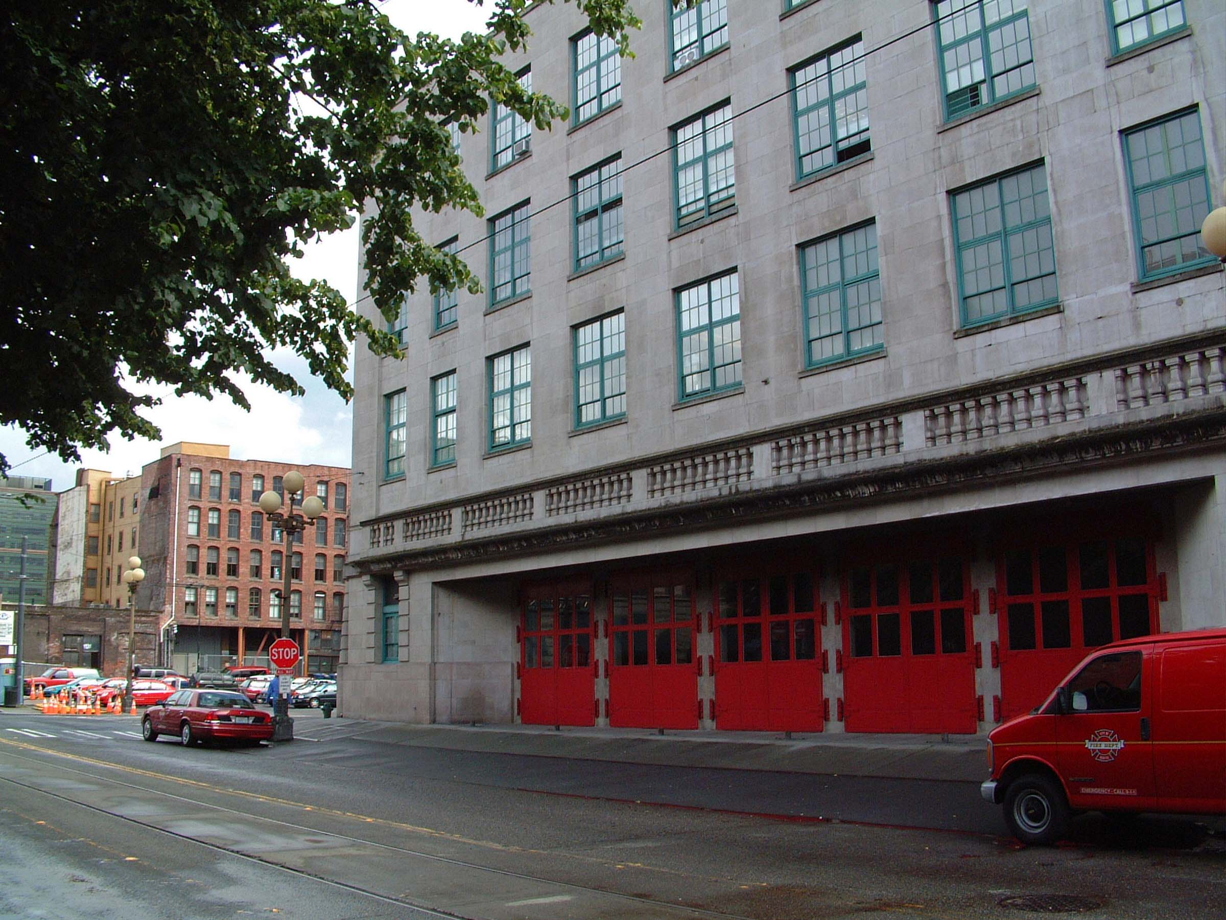 Fire Station #10