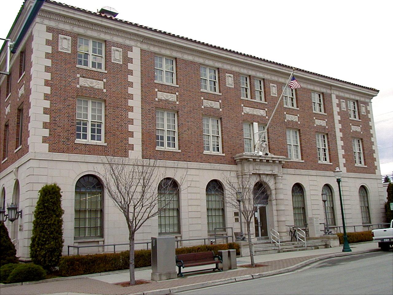 Coeur d'Alene Federal Building