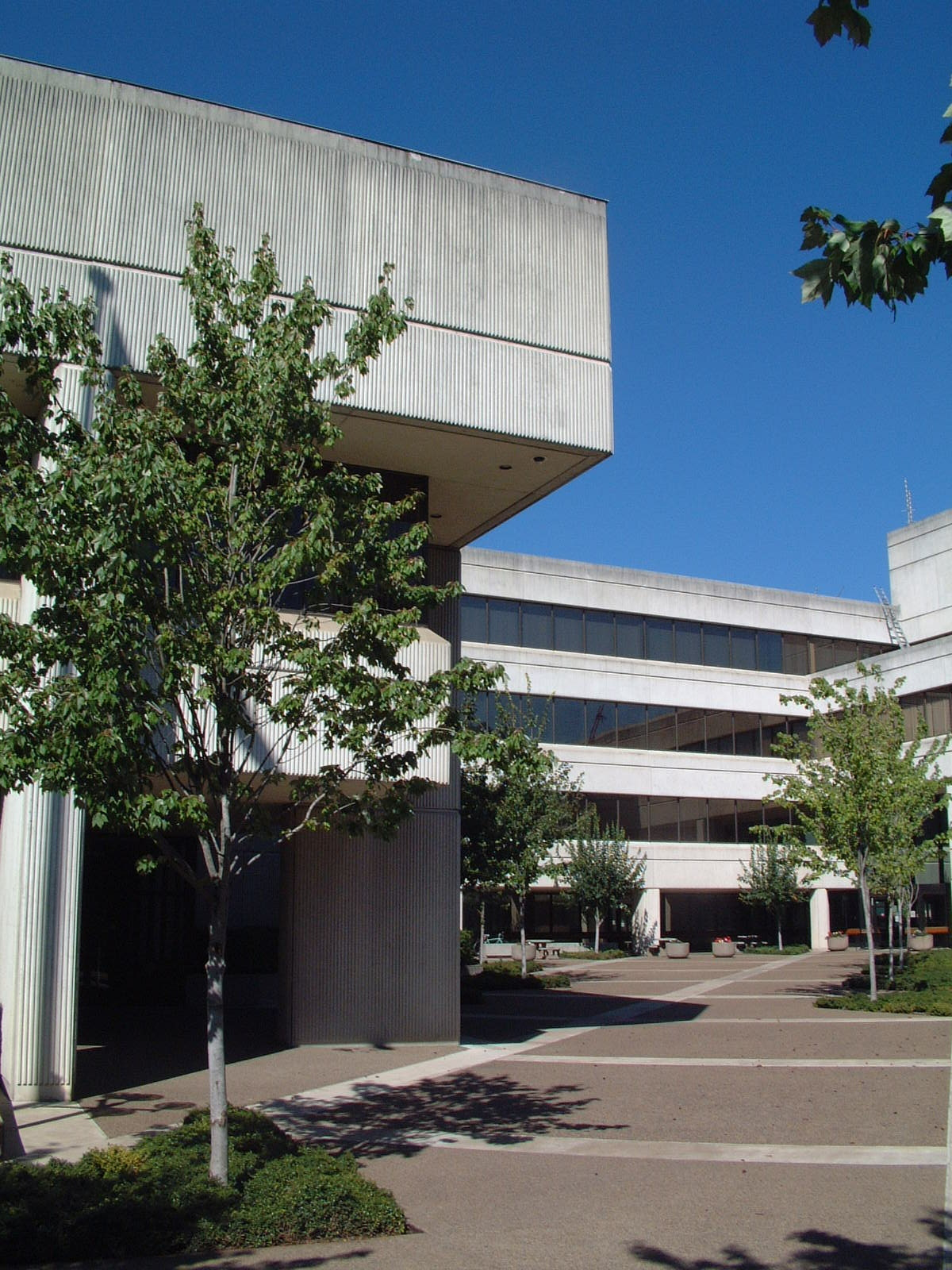 Eugene Federal Court House