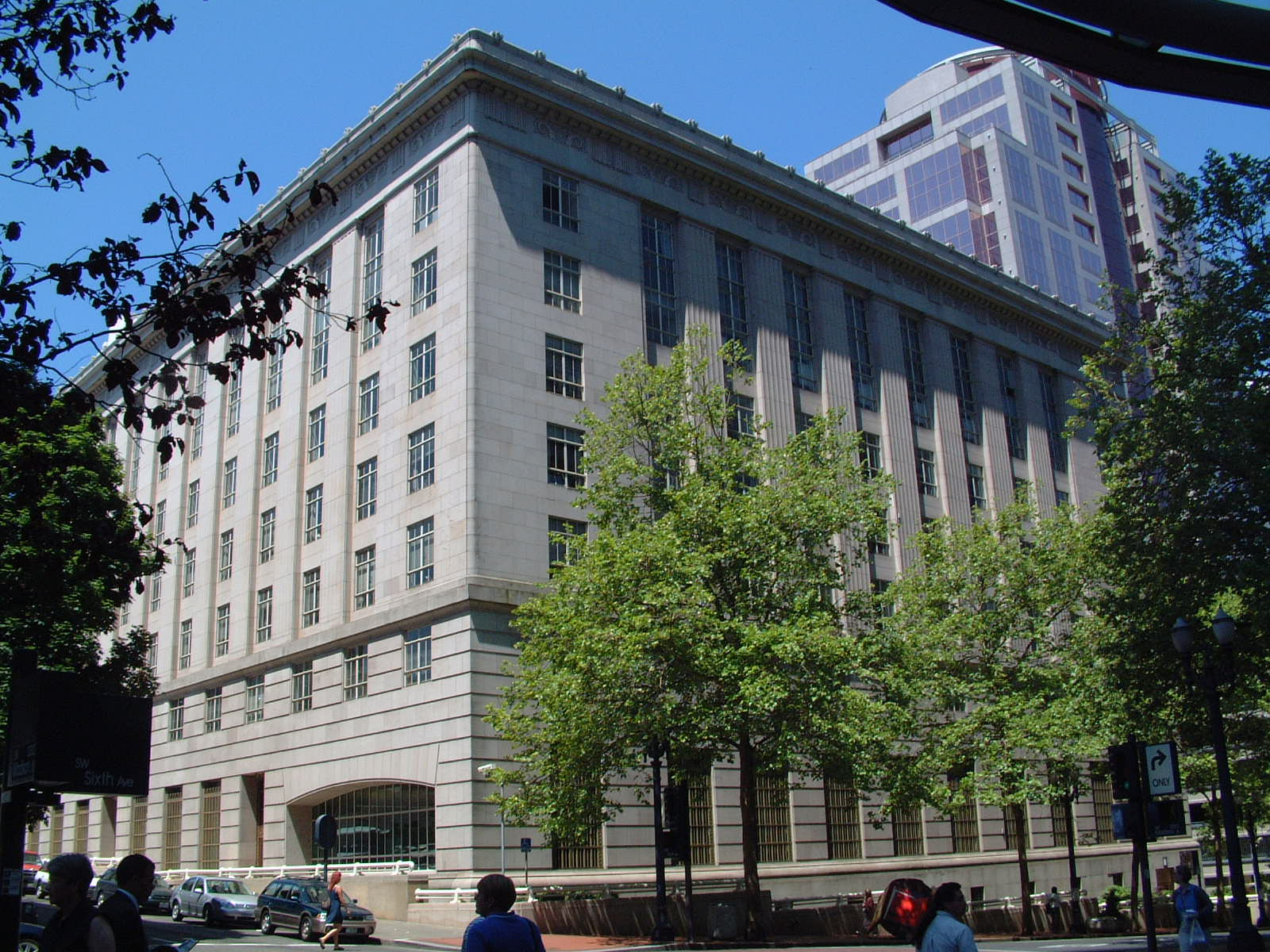 Soloman Federal Building
