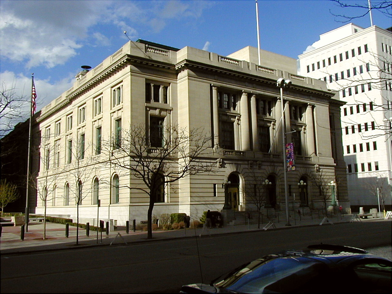 Spokane Federal Court House